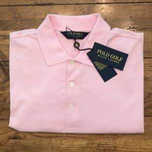 NWT - POLO Ralph Lauren Premium Golf Shirt
